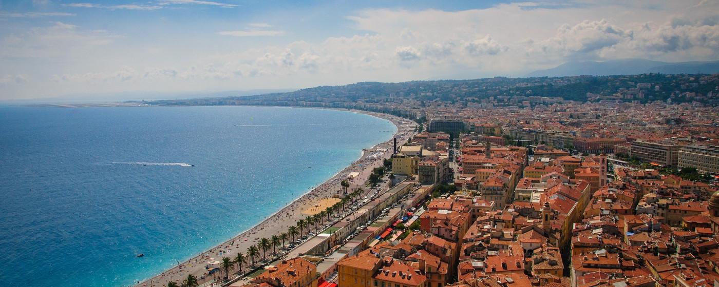 Côte d'Azur erleben