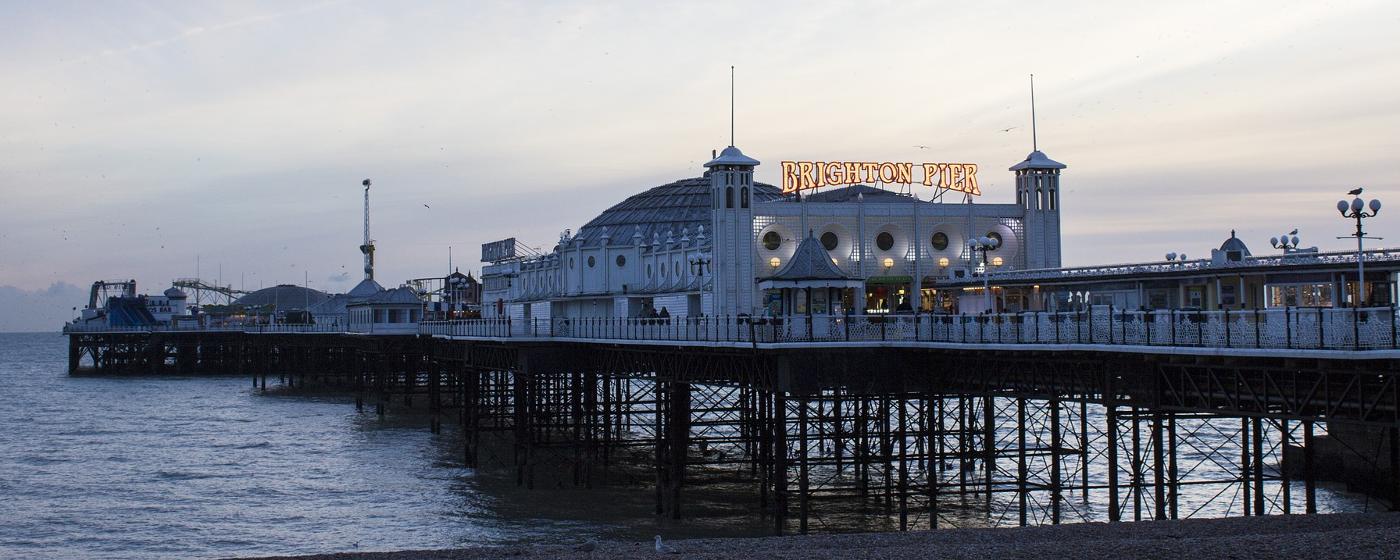 Englisch in Brighton